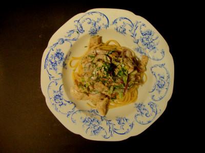 MM kip groente pasta
