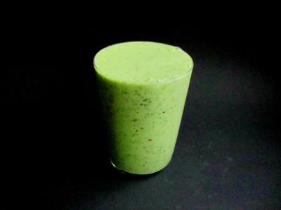 geweldige groene smoothie