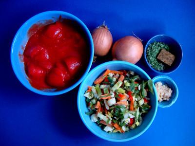 MM - Tomatensoep ingrediënten