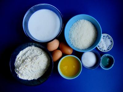 kokoswafels ingrediënten